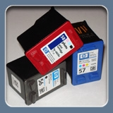 HP ink cartridges original