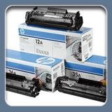 Түпнұсқа HP LaserJet картридждер
