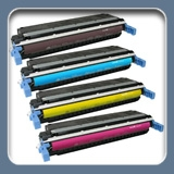 Cartridges for HP Color LaserJet