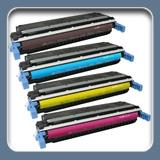 Картриджи для HP Color LaserJet