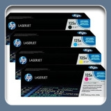 HP Color LaserJet toner cartridges original