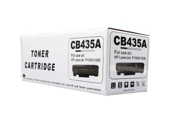 Картридж CB435A для HP LJ P1005 / P1006 ОЕМ