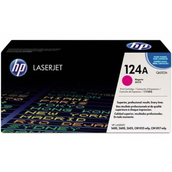 Картридж HP 124A magenta (Original) Q6003A