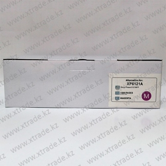 Toner Cartridge Xerox Phaser 6121 magenta