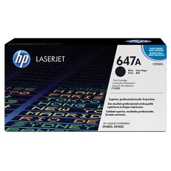 Картридж HP 647A қара (түпнұсқа)
