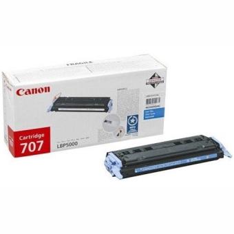 Cartridge Canon 707 cyan (Original)