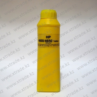 Тонер HP CLJ 4600/4650 Yellow IPM
