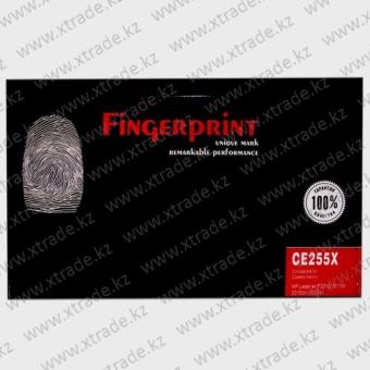 Картридж CE255X Fingerprint