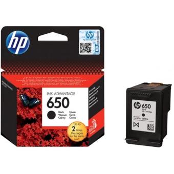 Ink Cartridge HP 650 black (Original)