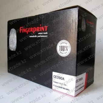 Картридж CE390A black