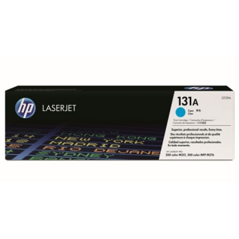 Print Cartridge HP 131A cyan (Original)