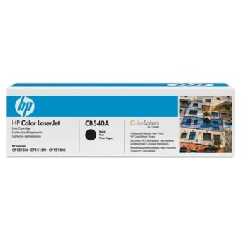 Картридж HP CB540A black (original)
