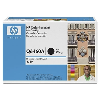 Print Cartridge HP Q6460A black (Original)