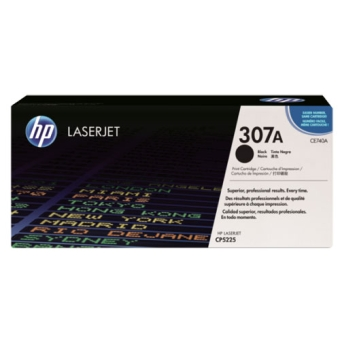 Print Cartridge HP 307A black (Original)