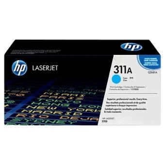 Print Cartridge HP 311A cyan (Original)