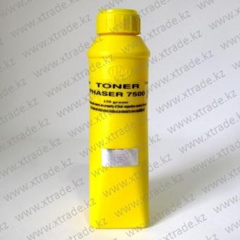 Тонер Xerox Phaser 7500 Yellow IPM