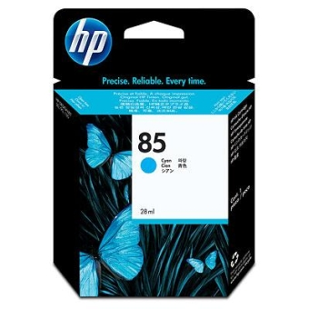 Inkjet Cartridge HP 85 cyan (Original)