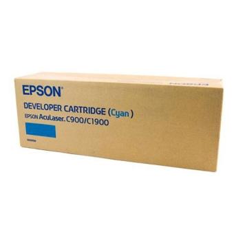 Developer Cartridge Epson C900/C1900 Cyan Original