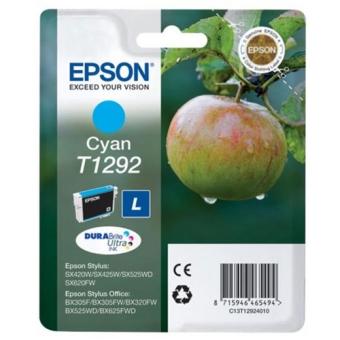 Картридж Epson T1292 cyan C13T12924010 (Original)