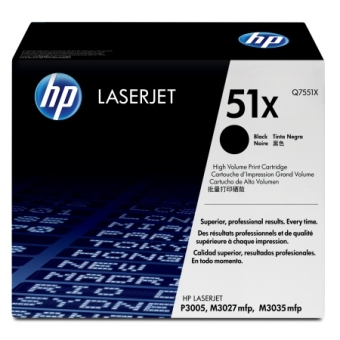 Print Cartridge HP Q7551X (Original)