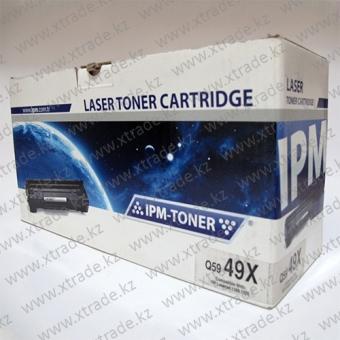 Toner Cartridge Q5949X IPM