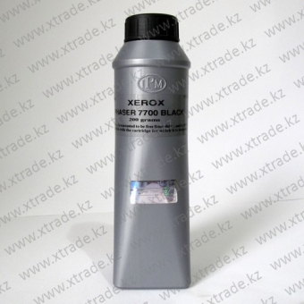 Тонер Xerox Phaser 7700/7750 Black IPM