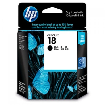 Картридж HP № 18 black (Original)