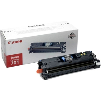 Cartridge Canon 701 black (Original)