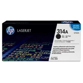 Print Cartridge HP 314A black (Original)