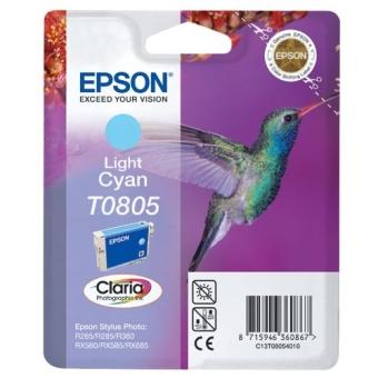 Картридж Epson T0805 light cyan C13T08054010 (Original)