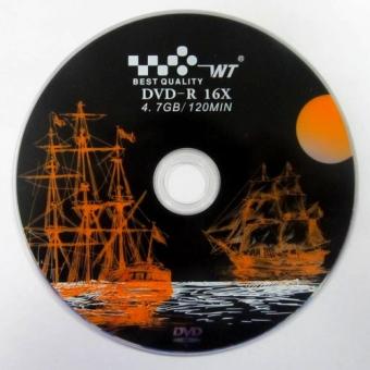 DVD-R Disk 4,7 Gb 16x WT