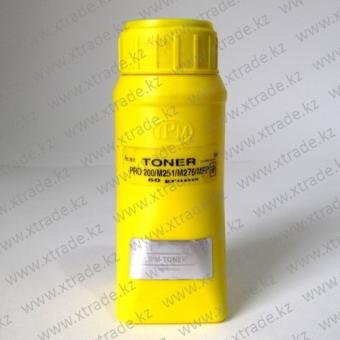 Тонер HP LJ Pro 200 M251/MFP M276 Yellow IPM