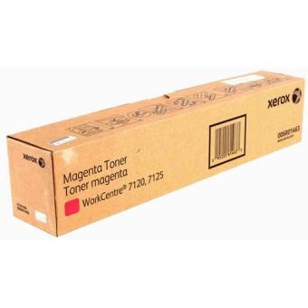 Тонер-картридж Xerox WC 7120/7125 magenta Original