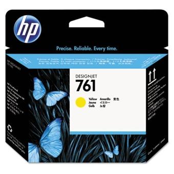 Печатающая головка HP № 761 yellow (Original)