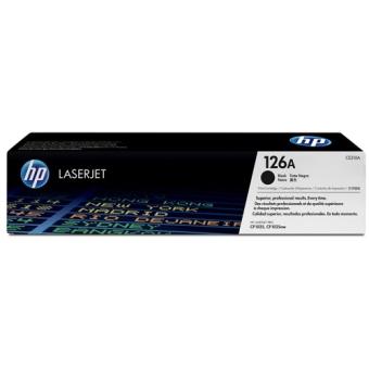 Print Cartridge HP 126A black (Original)