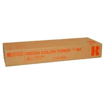 Тонер-картридж Ricoh Aficio ( type M2 ) Yellow