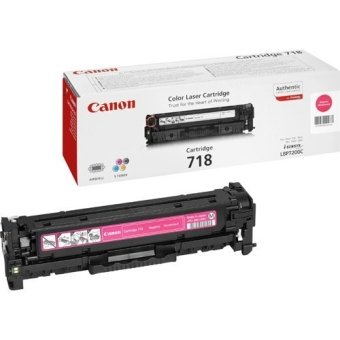 Cartridge Canon 718 magenta (Original)