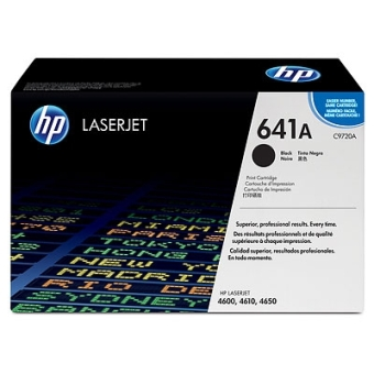 Картридж HP 641A қара (түпнұсқа)