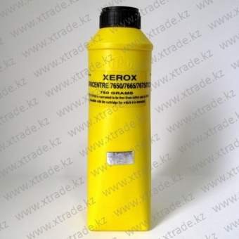 Тонер Xerox WC 7655/7665/7675/DC 240 Yellow IPM