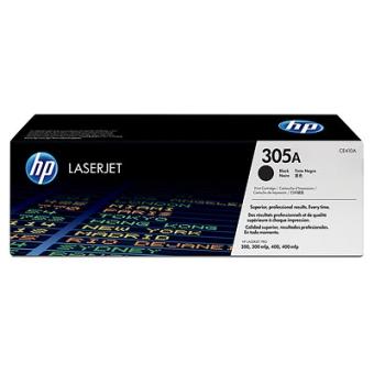Print Cartridge HP 305A black (Original)