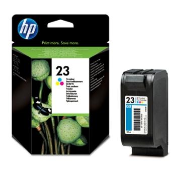 Inkjet Cartridge HP 23 color (Original)