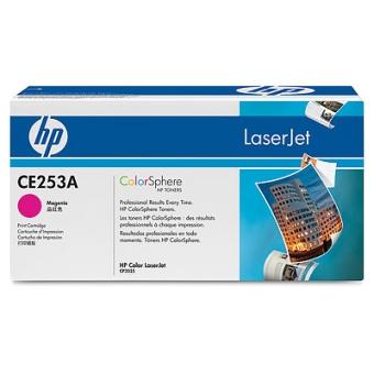 Картридж HP CE253A magenta (Original)