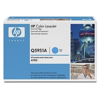 Картридж HP Q5951A cyan (Original)