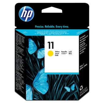 Печатающая головка HP № 11 yellow (Original)