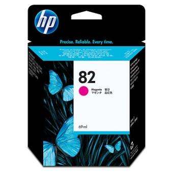Inkjet Cartridge HP 82 magenta (Original) C4912A