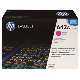Print Cartridge HP 642A magenta (Original)