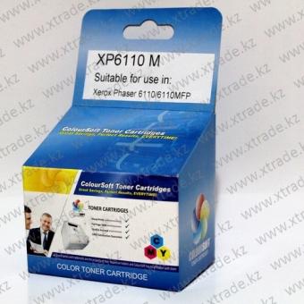 Toner Cartridge Xerox Phaser 6110 magenta