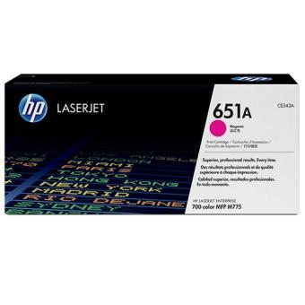 Картридж HP 651A ашық қызыл (түпнұсқа)