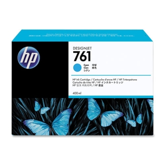 Ink Cartridge HP 761 Cyan (Original)