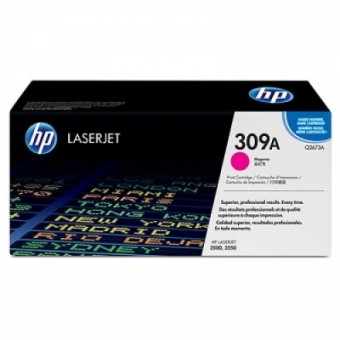 Print Cartridge HP 309A magenta (Original)